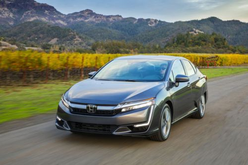 2018 Honda Clarity Plug-In Hybrid: Put simply, it's complicated