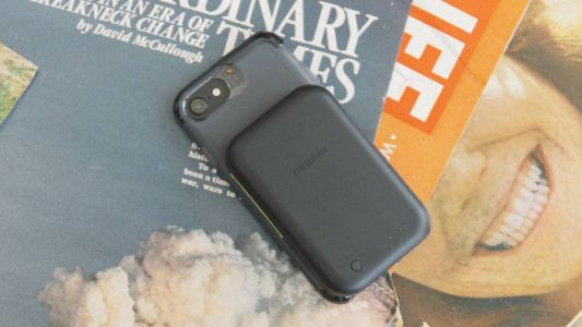 Mophie juice pack can connect with and charge any Qi smartphone