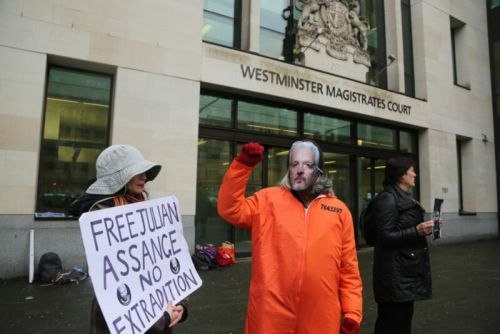 Assange's lawyer: White House offered pardon if Russian hacks covered up