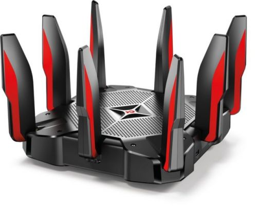 TP-Link releases breathtaking Archer C5400X MU-MIMO Tri-Band Gaming Router