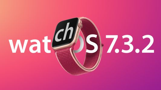 Apple Releases watchOS 7.3.2 With Security Updates