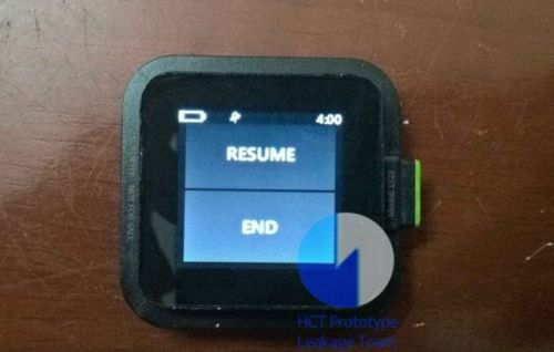 Working Xbox Watch Seen In Leaked Images