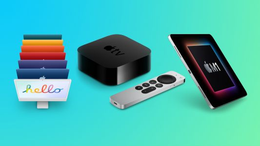 New M1 iPad Pros, 24-Inch M1 iMacs, Apple TV 4K, and Siri Remote Now Available to Order
