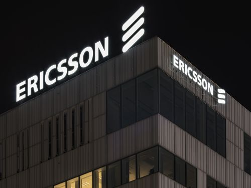 Ericsson sales boosted by early 5G adoption