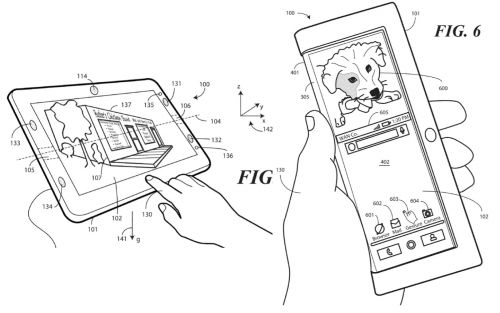 Motorola Working On The Best Way To Interact With A Foldable Phone