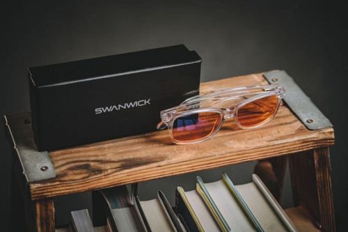 Swannies Model X Eyewear Will Help You Sleep Better