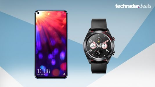 Honor View 20 deals are now available: get a free smartwatch when you order