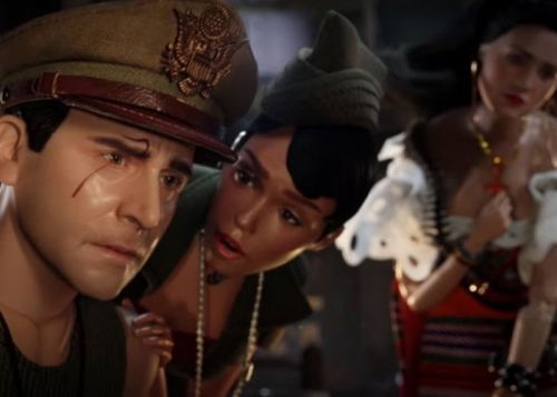 Welcome to Marwen movie hits theatres December 21st 2018