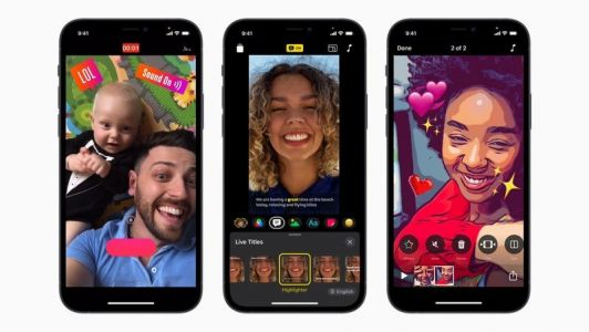 Apple updates Clips with new interface and HDR recording for iPhone 12