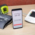 Can the Galaxy S9 measure your blood pressure? We put its new optical sensor to the test