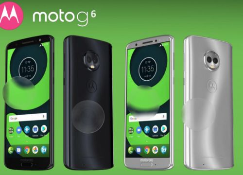 Alleged Moto X5 & Moto G6 Lineup Appear In Leaked Renders