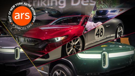 These are the best new vehicles of the 2019 New York International Auto Show