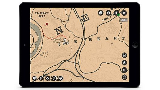 Red Dead Redemption 2 Companion App Coming to iOS and Android