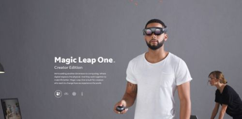 Magic Leap One will ship this summer with Nvidia Tegra X2 processor