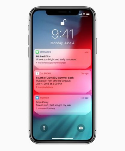 IOS 12 Update Is Now Available For Download