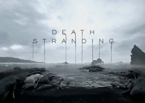 "Death Stranding game enters ""critical phase"" of development"