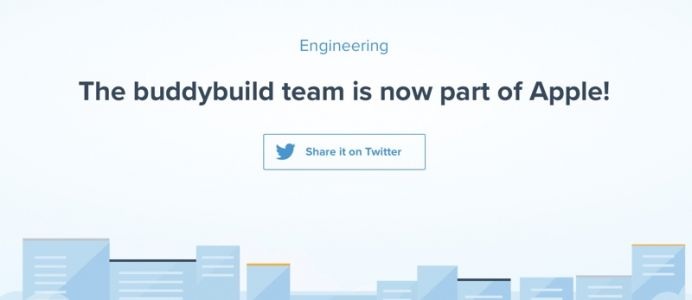 Canadian Startup Buddybuild Shutting Down Following 2018 Apple Acquisition