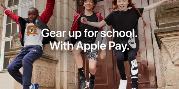 Latest Apple Pay deal offers a $20 Nike promo code on a future purchase