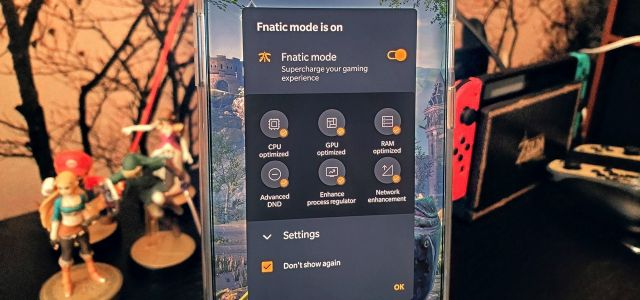 Use Fnatic Mode to Power Up Your OnePlus 7 Pro Gaming Experience