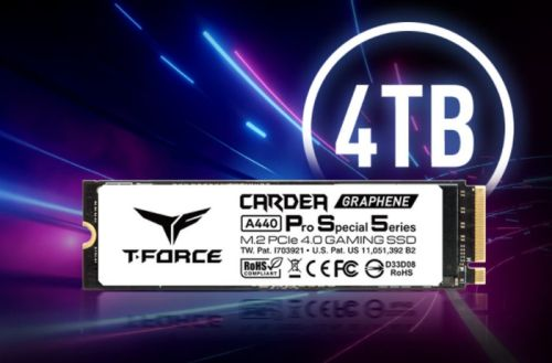 PlayStation 5 SSD Team T-FORCE CARDEA A440 Pro Special Series