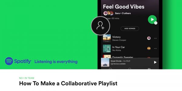 Spotify redesigns its collaborative playlists, here's how they work