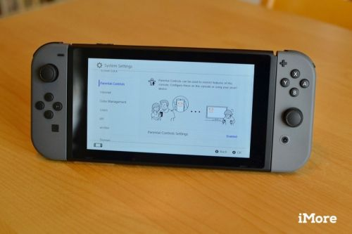 How to set up parental controls on Nintendo Switch