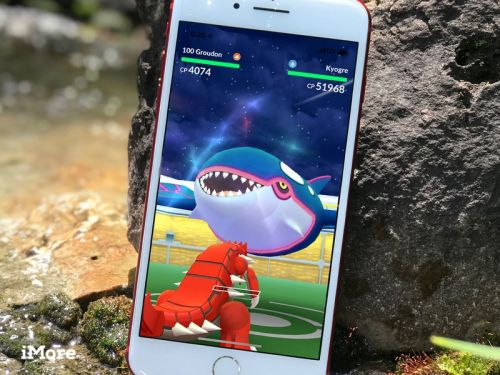 Kyogre: How to beat and catch the Legendary Water-type in Pokémon Go