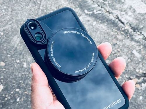 Sunday Deals: Save 28% On The Ztylus Revolver M Series iPhone Lens Kit