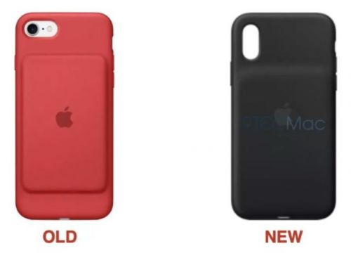 Alleged Images Of Apple's New iPhone Smart Battery Case Revealed