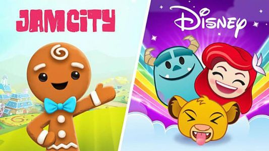 Mobile Developer Jam City Signs Multi-Year Deal To Make Disney/Pixar Games