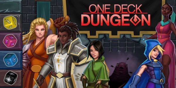 Today's Android app deals + freebies: One Deck Dungeon, Slaughter 3, more