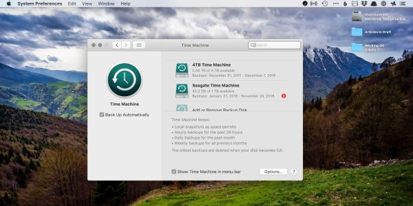 How to back up your Mac - services, apps, and gear