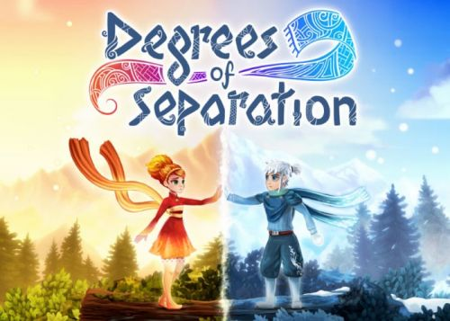 Degrees of Separation cooperative platformer gameplay trailer