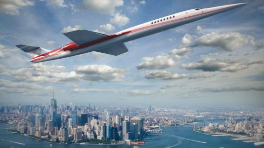 The jet age is over - here comes supersonic, hyper-mach travel