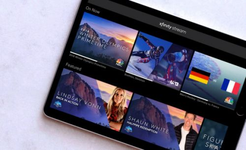 Comcast previews tech for on-demand viewing of Winter Olympics