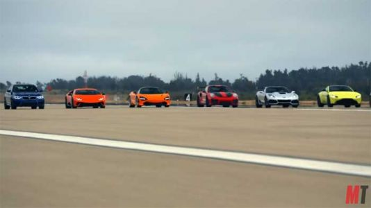 World's Greatest Drag Race 8 has all the cool cars