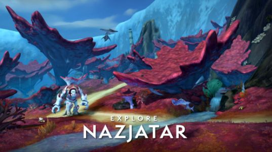 World of Warcraft's huge Rise of Azshara update launches on June 25