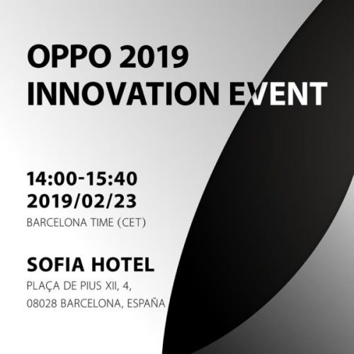 "OPPO Will ""Get Closer"" With 10X Optical Zoom At MWC 2019"