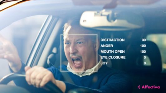 Affectiva launches emotion tracking AI for drivers in autonomous vehicles