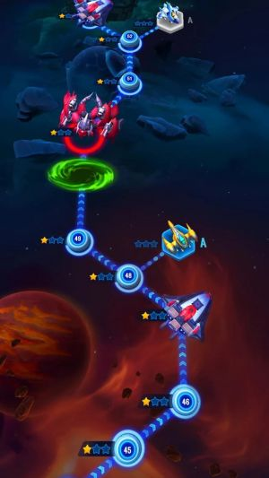 Challenging Co-Op, Single-Player, PvP Await In Space Justice