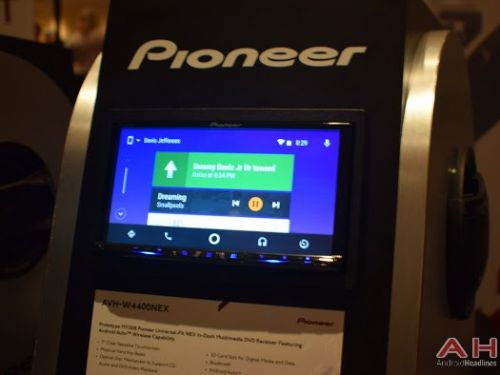 Hands-On With Pioneer's NEX In-Dash Multimedia DVD Receiver - CES 2018