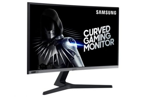 Samsung CRG5 240Hz curved gaming monitor launched