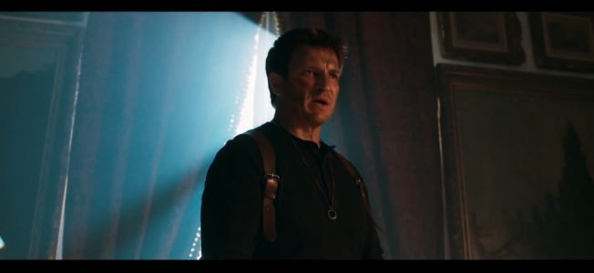 Nathan Fillion as Nathan Drake: Uncharted dreams come true in unofficial video