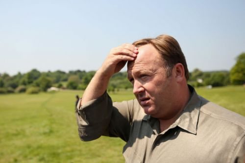 Twitter gives Alex Jones one-week time out for inciting violence