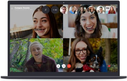 Skype Doubles Group Call Limit to 50, Overtakes FaceTime's Max of 32