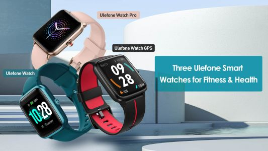 Ulefone Launches Three Budget Smartwatches & Giveaway