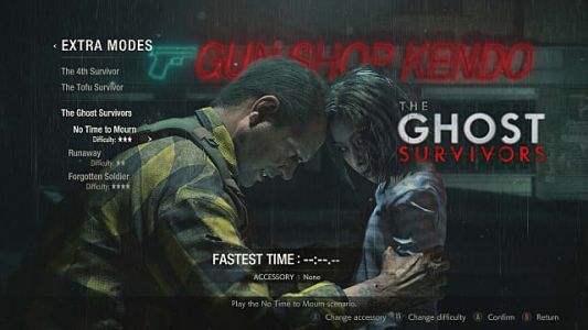 Resident Evil 2: Ghost Survivors Guide: All Mr. Raccoon Statues