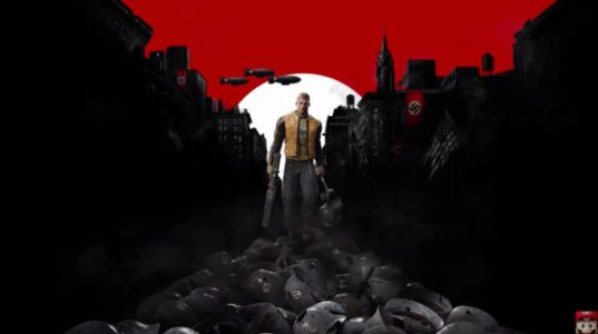 Wolfenstein II Nintendo Switch hands-on: A sharp-looking port