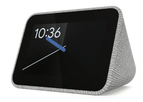 Lenovo Smart Clock with Google Assistant launches for $79