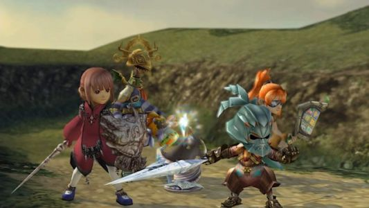 Final Fantasy Crystal Chronicles Remastered edition on August 27